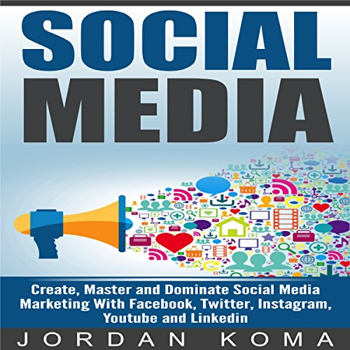 Social Media audiobook cover art