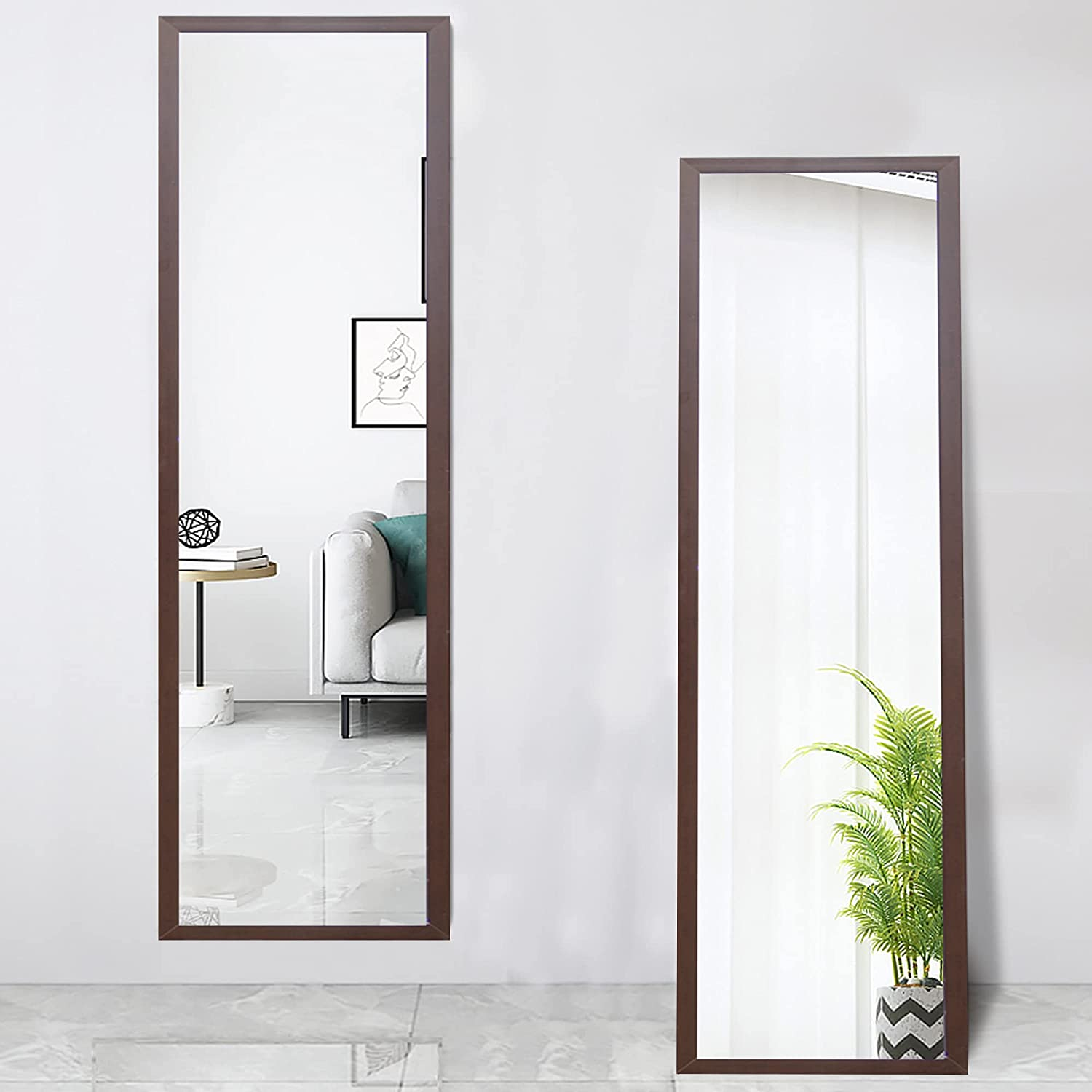Limited time for free shipping Beauty4U Full Length Mirror Wall Body Ranking TOP8 Mounted B