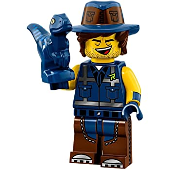 The LEGO Movie 2 Collectible MiniFigure Sealed Pack Candy Rapper