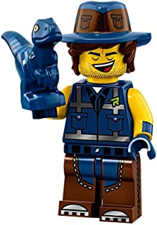 The LEGO Movie 2 Collectible MiniFigure - Vest Friend Rex (Sealed Pack)