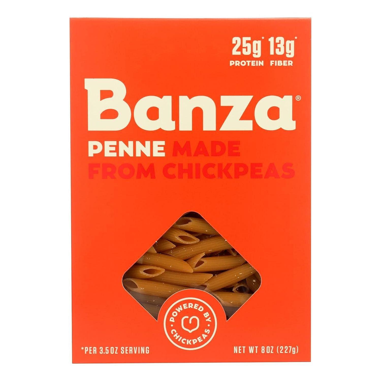 Banza 8 oz. Pasta overseas Chickpea Rotini44; Oklahoma City Mall Of Case 6 BANZA by