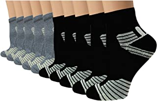 Compression Socks For Men & Women- Best For Running,Athletic,Medical,Pregnancy and Travel -15-20mmHg