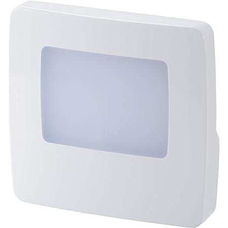 オーム電機 LEDナイトライト(明暗センサー付/橙色) NIT-ALA6MS-WL