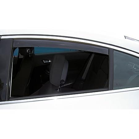 04-2723D.KS mit ABE Climair Windabweiser Set vorne /& hinten Farbausf/ührung: schwarz