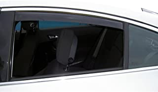 Window Visors Master Dark (rear) compatible with Alfa Romeo Giulietta 2010-