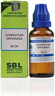 SBL Homeopathic Symphytum Officinale (30 CH) (30 ML) by Exportdeals