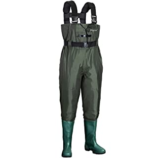 Best green rubber waders Reviews
