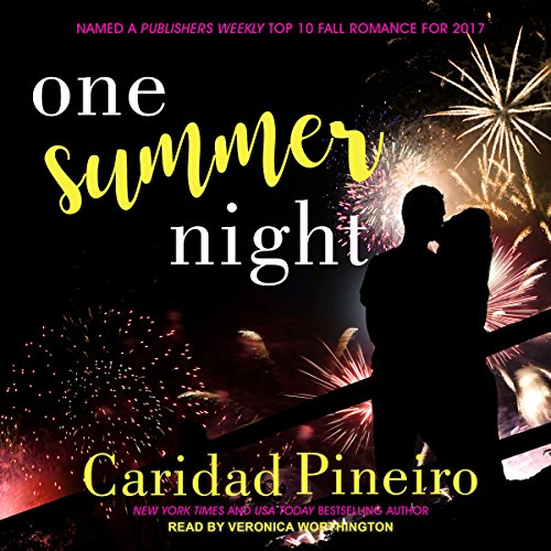 One Summer Night     At the Shore Series, Book 1              By:                                                                                                                                 Caridad Pineiro                               Narrated by:                                                                                                                                 Veronica Worthington                      Length: 8 hrs and 22 mins     1 rating     Overall 4.0