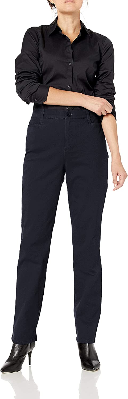 Gloria Vanderbilt womens Amanda Polished Trouser Pant