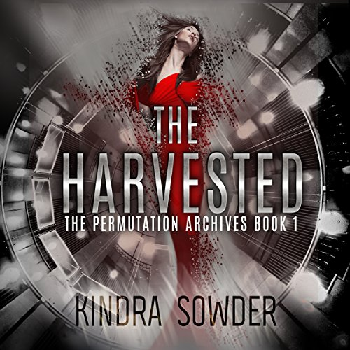 The Harvested audiobook cover art