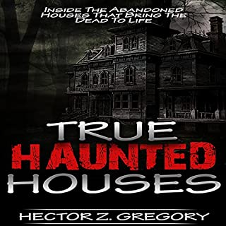 True Haunted Houses cover art