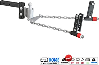 Andersen Hitches 3350   No Sway Weight Distribution Hitch   4