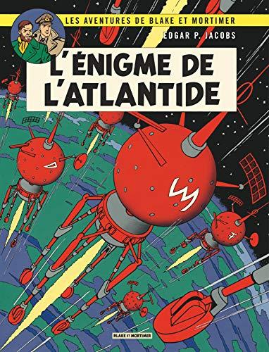 Blake & Mortimer - Tome 7 - L'Énigme de l'Atlantide