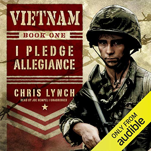 I Pledge Allegiance audiobook cover art