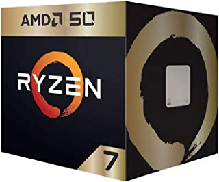 AMD Ryzen 7 2700X - Procesador (AMD Ryzen 7, 3,7 GHz, Zócalo AM4, PC, 12 NM, 2700X)