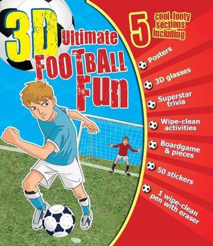 3d Ultimate Football Fun (Football Activity Workstation)