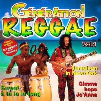 Génération Reggae, Vol. 1