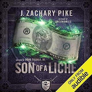 Son of a Liche cover art