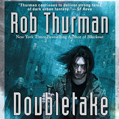 Doubletake audiobook cover art