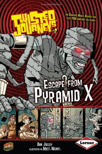 Escape from Pyramid X (Twisted Journeys)の詳細を見る