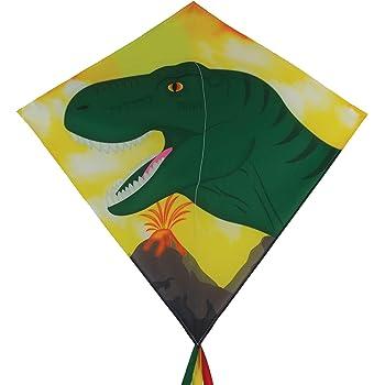 Easy Flying Camo Kite In the Breeze 3264 Circus Camo 30 Inch Diamond Kite Fun