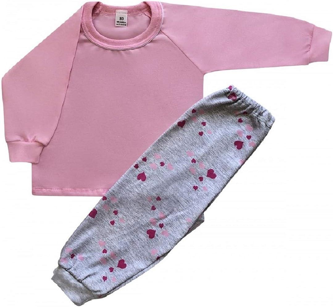 Pijama bordado personalizado para niños, 100% algodón, para ...