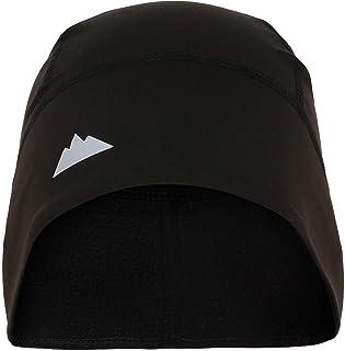 Skull Cap/Helmet Liner/Running Beanie - Ultimate Thermal Retention and Performance Moisture Wicking - Fits under Helmets