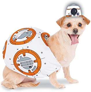 Best bb8 costume dog Reviews