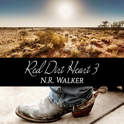 Red Dirt Heart 3 audiobook cover art