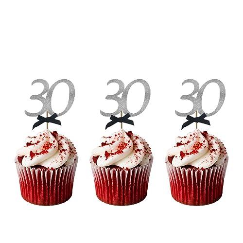 Stupendous 30Th Cake Decorations Amazon Co Uk Birthday Cards Printable Opercafe Filternl