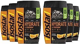 Isostar Hydrat och prestera orange pulver 400 g