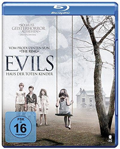 Evils - Haus der toten Kinder [Blu-ray]