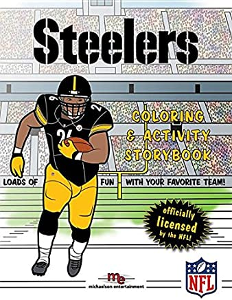 321a8506 Amazon.com: pittsburgh steelers books: Books