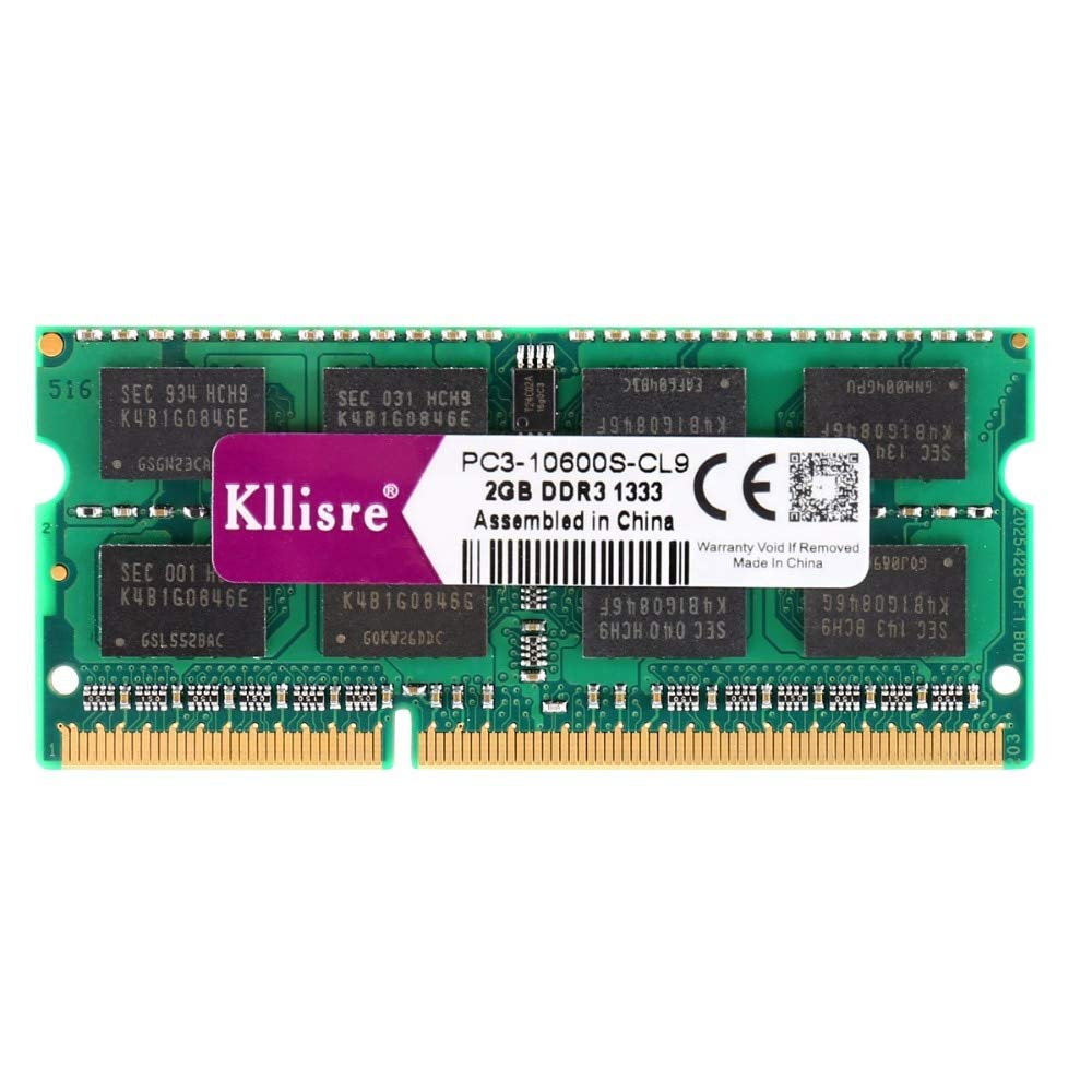 MAO YEYE Kllisre DDR3 Max 43% Super beauty product restock quality top! OFF 2GB 1333Mhz 204Pin Memory Laptop SO-DIMM N