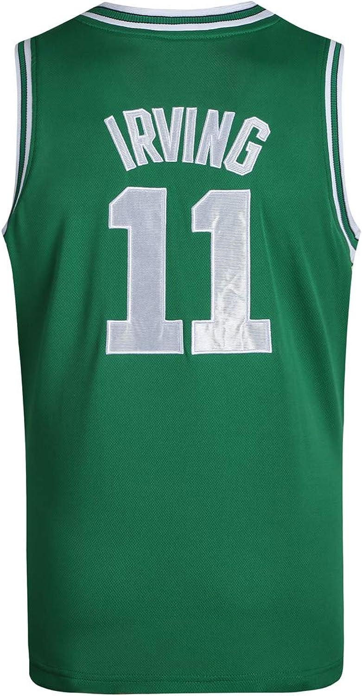 NBA Celtics No. 11 Juventus Jersey Herren Basketball Uniform Anzug Herren Basketball Kleidung T-Shirt