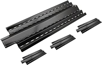 Hongso Porcelain Steel Grill Heat Plate Replacement for Kenmore 415.16135110, 415.16644900, 415.16944010, Charbroil Gas Grill, 16