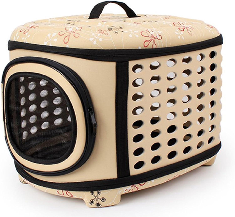 BAIXX WLQ Pet Bag  Dog Bag  Cat Out Pack  Teddy Dog Bag Travel Bag  Dog Supplies