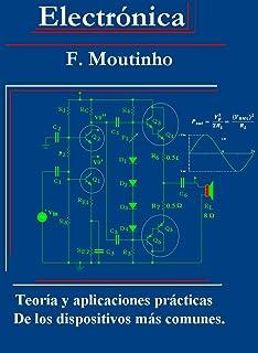 Electrónica: Teoría y Aplicaciones prácticas de los Dispositivos más Comunes (Spanish Edition)