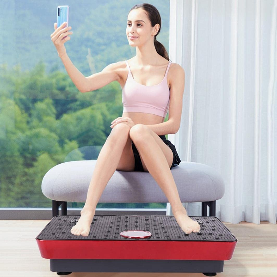 DSVF Outlet SALE Vibration Plate Machine Indefinitely - Whole Body Fitn Workout