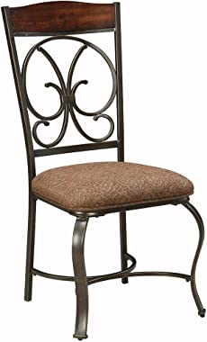 Signature Design by Ashley Glambrey Dining Chair, Brown