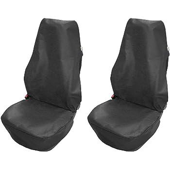 2 x Kunstleder Werkstattschoner Schonbezug Sitzbezüge Sitzbezug Sitzschoner NEU