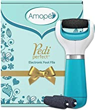 Amope Pedi Perfect Electronic Dry Foot File (Blue) Value...