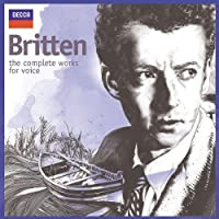 Britten: The Complete Works for Voice