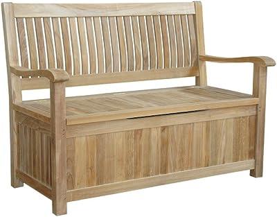 Astonishing Amazon Com Keter Eden 70 Gallon Storage Bench Deck Box For Creativecarmelina Interior Chair Design Creativecarmelinacom
