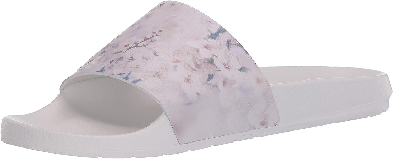 Under Armour Unisex-Adult Core Remix Floral Slide Sandal