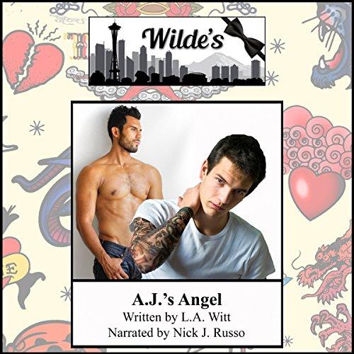 A.J.'s Angel audiobook cover art