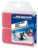 Holmenkol BETAMIX Weltcup Skiwax red 2X 35 g