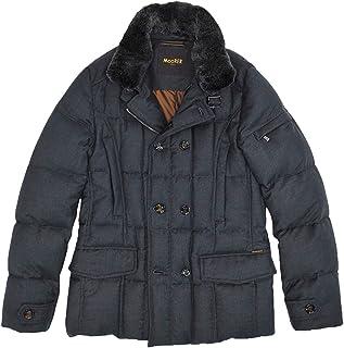 (ムーレー)MooRER ダウンジャケット メンズ ダウン ダブルブレストジャケット グレー SIRO-L1 シーロ 正規取扱店