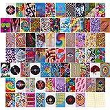 Wandcollage Kit, Adoric 70 ästhetische Wand Collage Set,