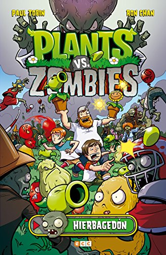 Plants vs Zombies 1 Lawnmageddon